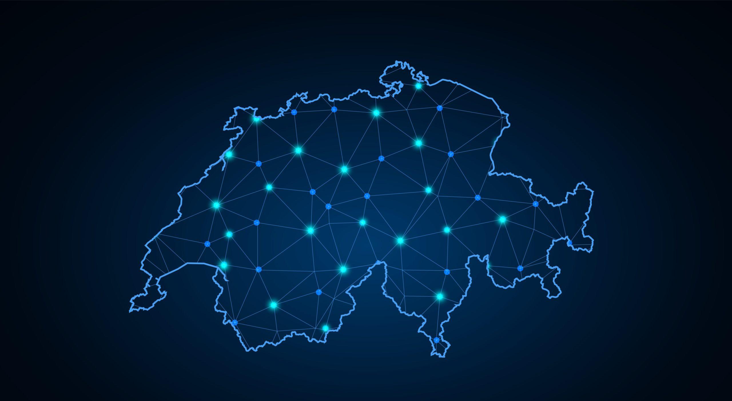 Helvetia - Experimente zum digitalen Franken
